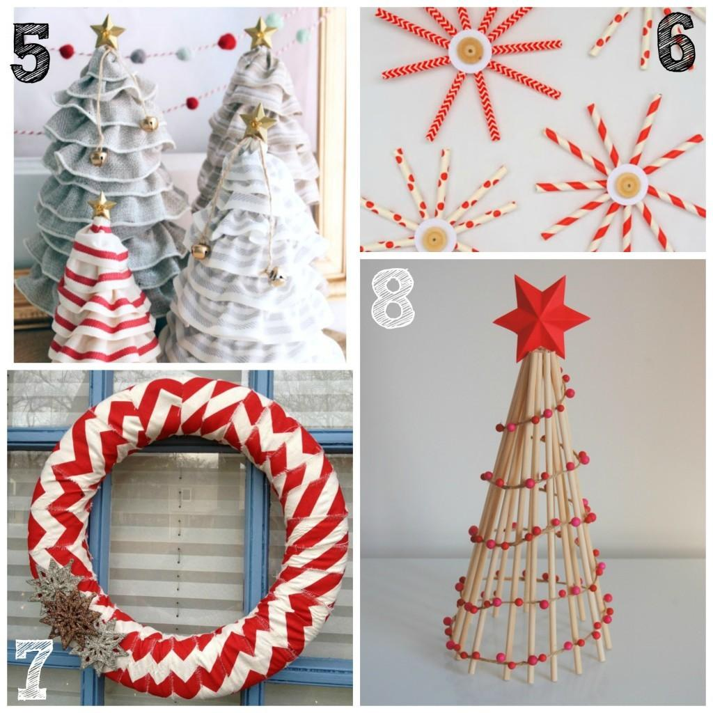 Diy Christmas Decor Ornament Ideas Life Love Liz