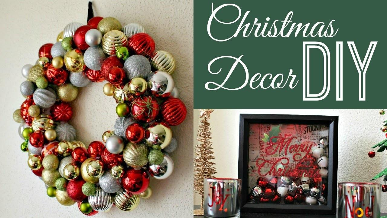 Diy Christmas Decorations Collab Dazzledust08