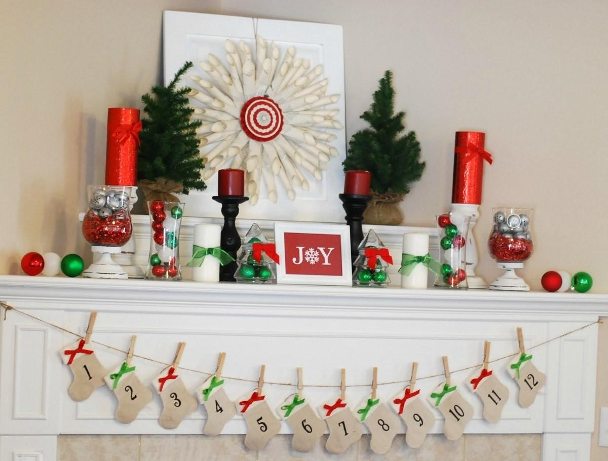 Diy Christmas Decorations Home Decor Ideas Freemake
