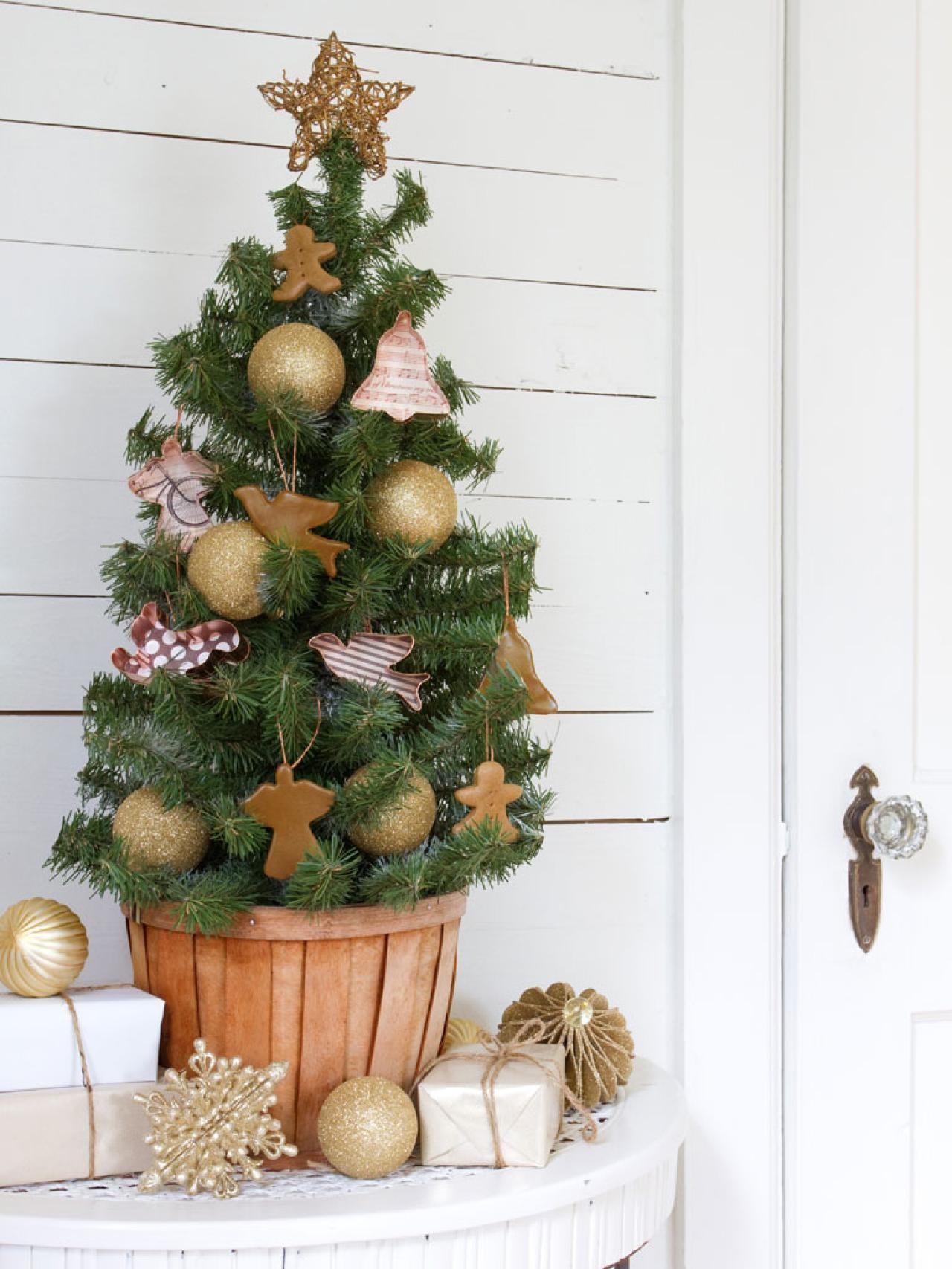 Diy Christmas Ornament Projects Martha Stewart Tree