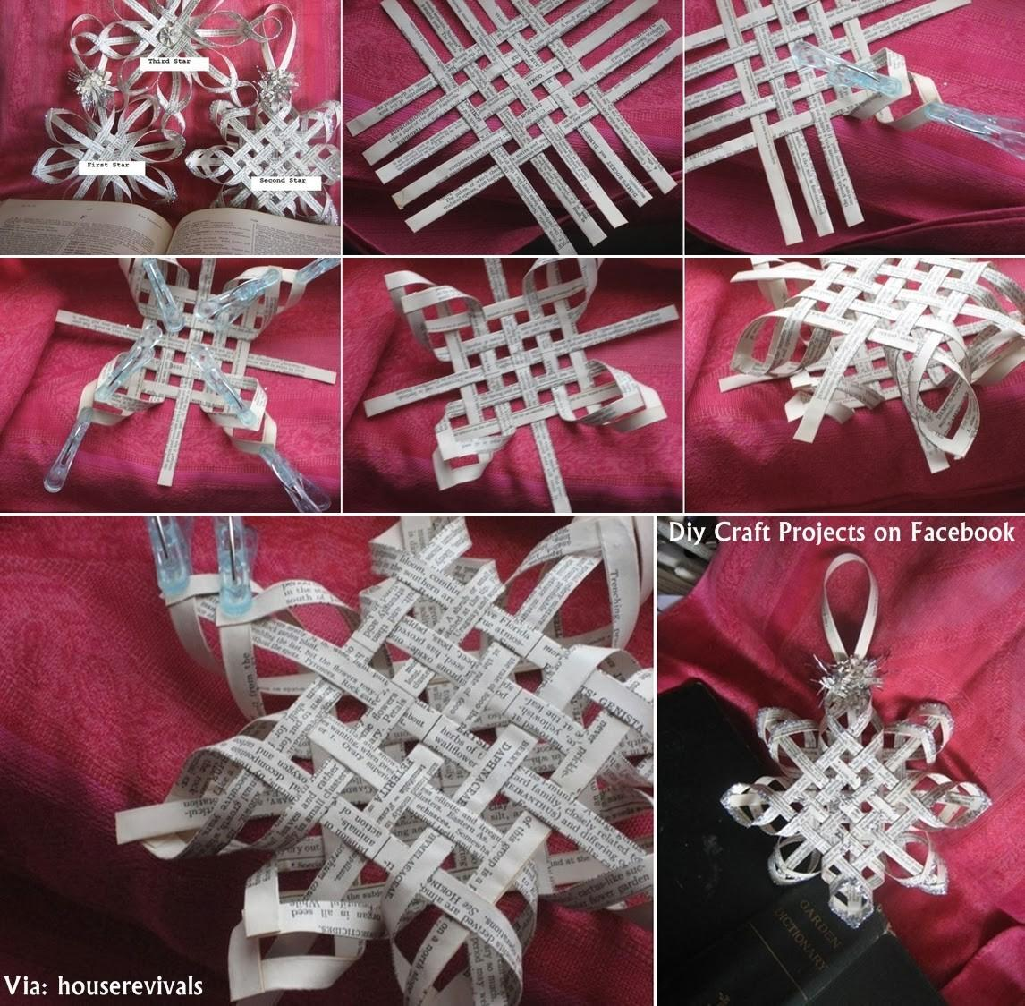 Diy Christmas Ornaments Ideas Craft Projects