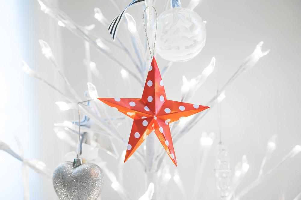 Diy Christmas Stars Urban Quarters