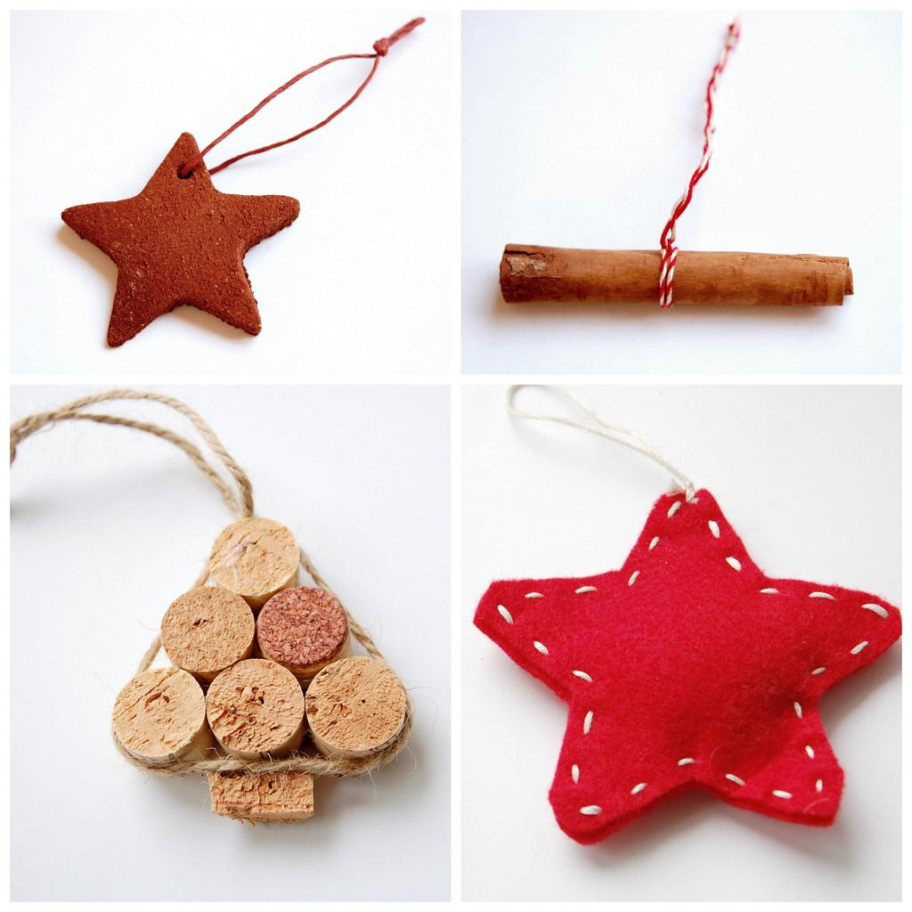 Diy Christmas Tree Ornaments Blogged Between