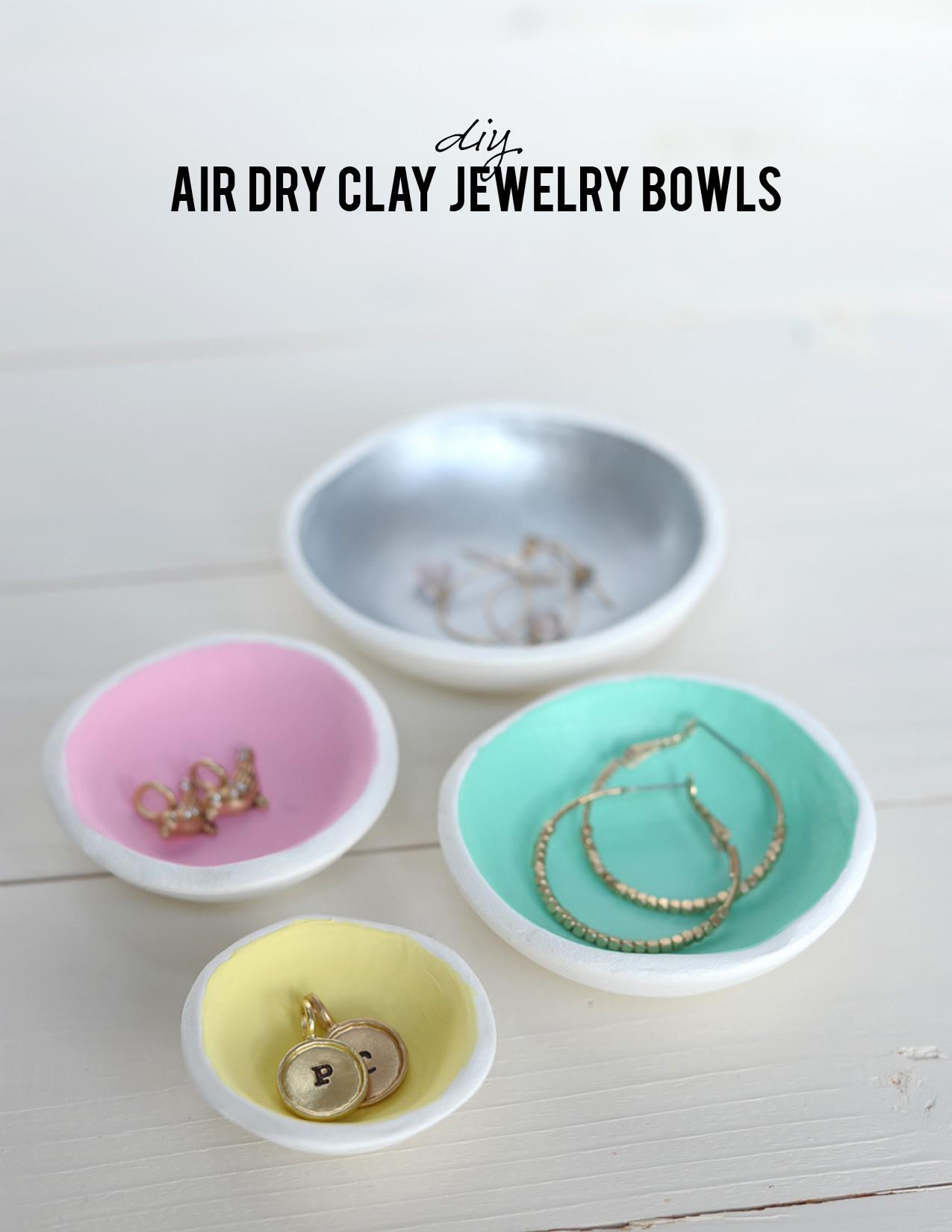 Diy Clay Jewelry Decor Color Ideas Best