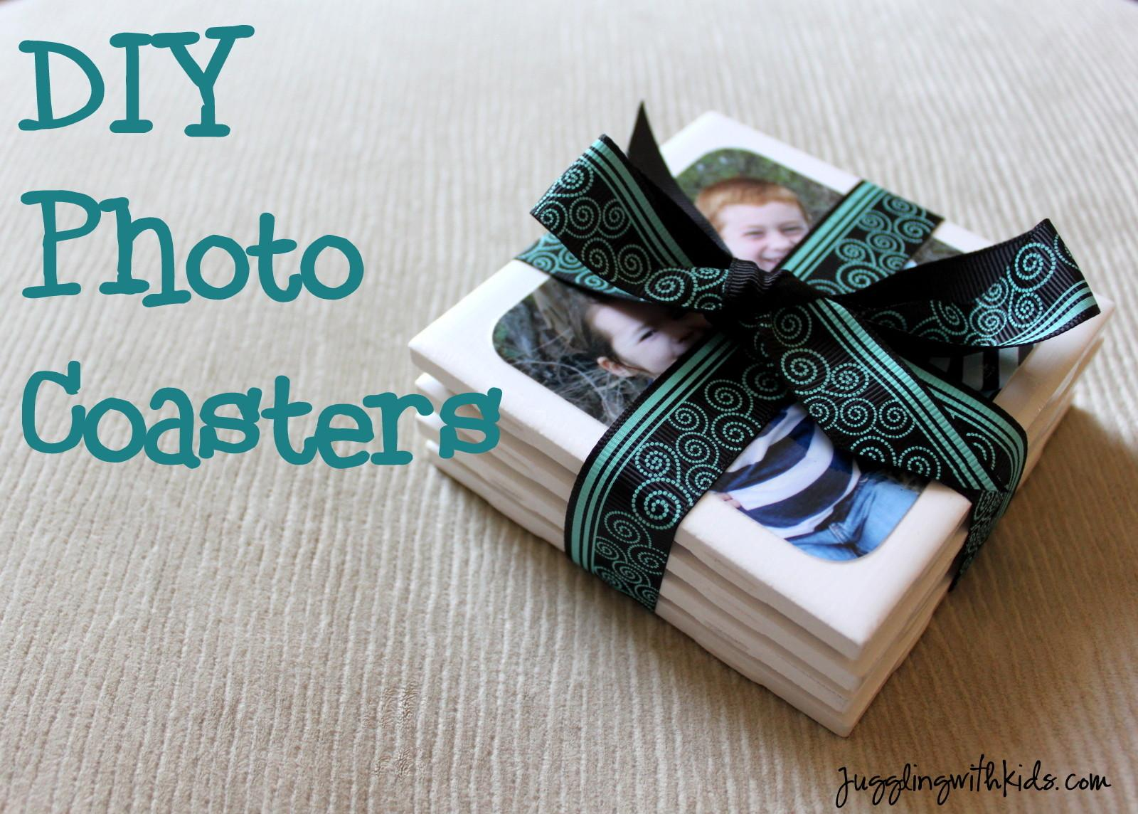 Diy Coasters Father Day Juggling Kids