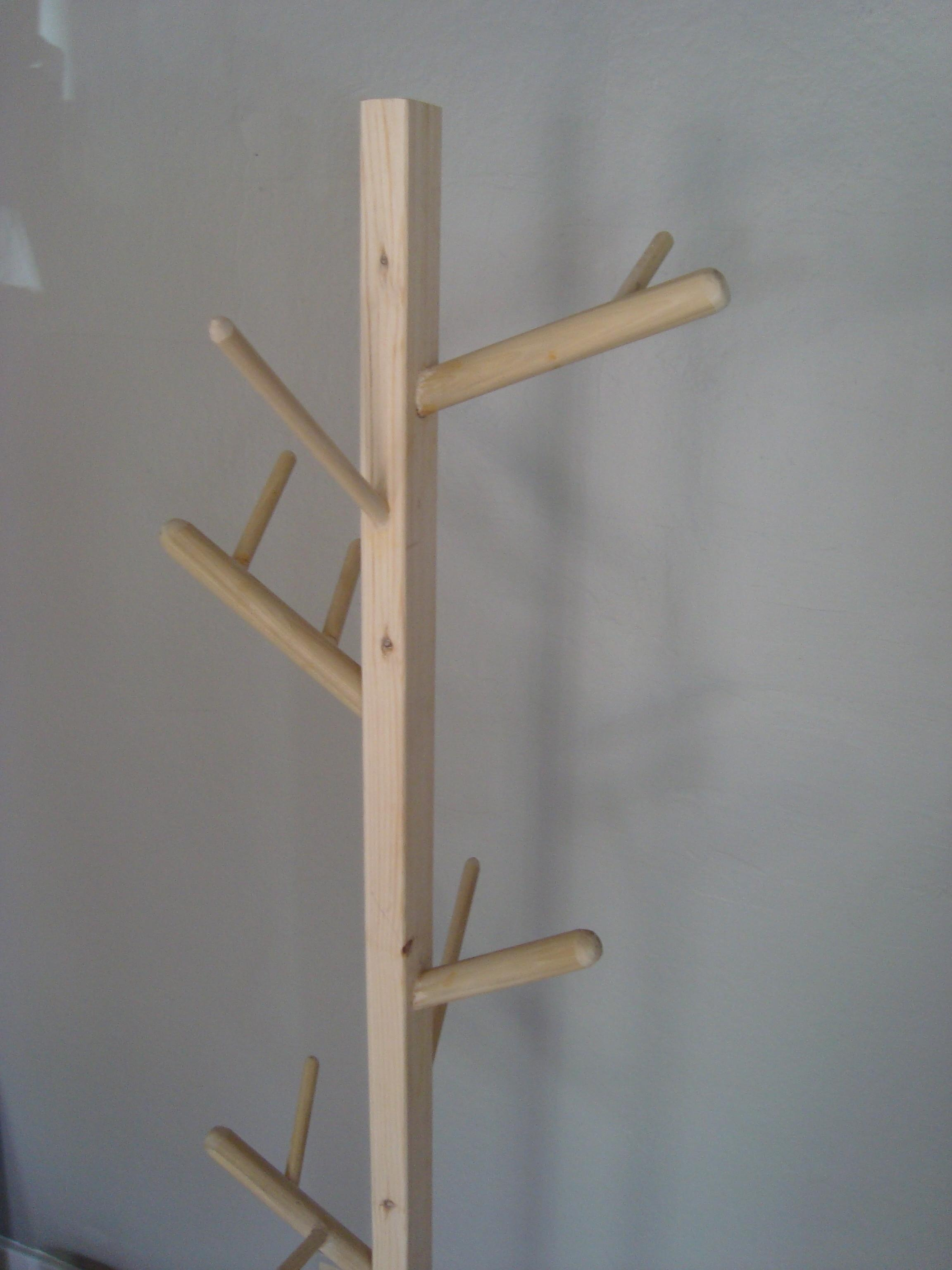 Diy Coat Rack Family Chapters