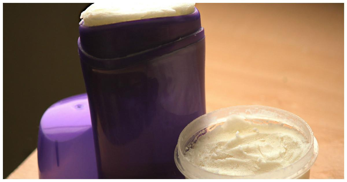 Diy Coconut Infused Deodorant Pure Can