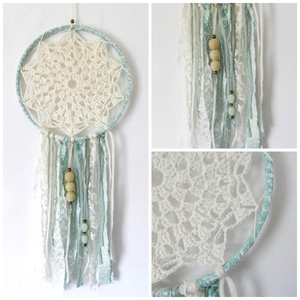 Diy Crochet Dream Catcher Toni Lipsey Yarn
