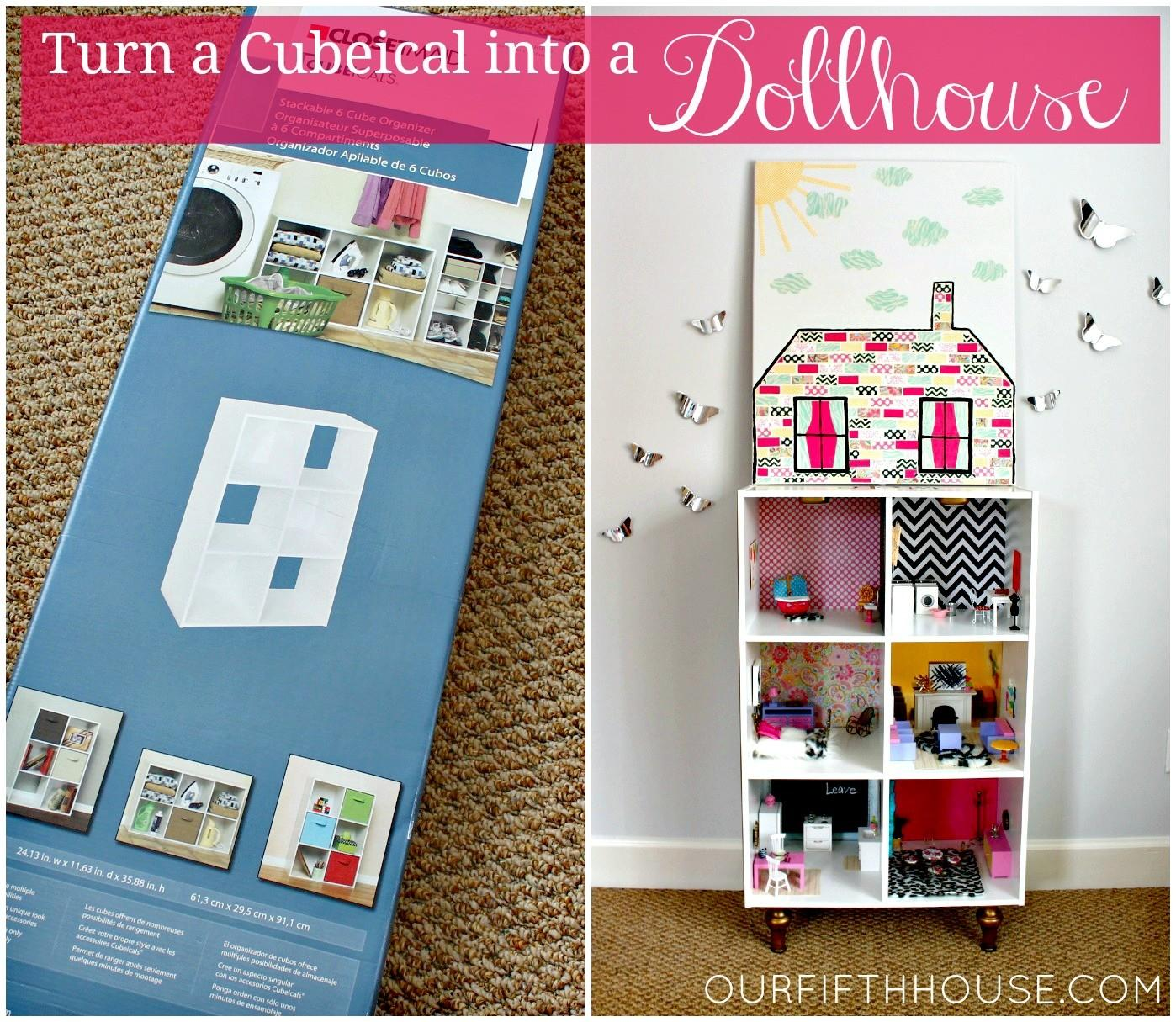 Diy Cubicle Dollhouse