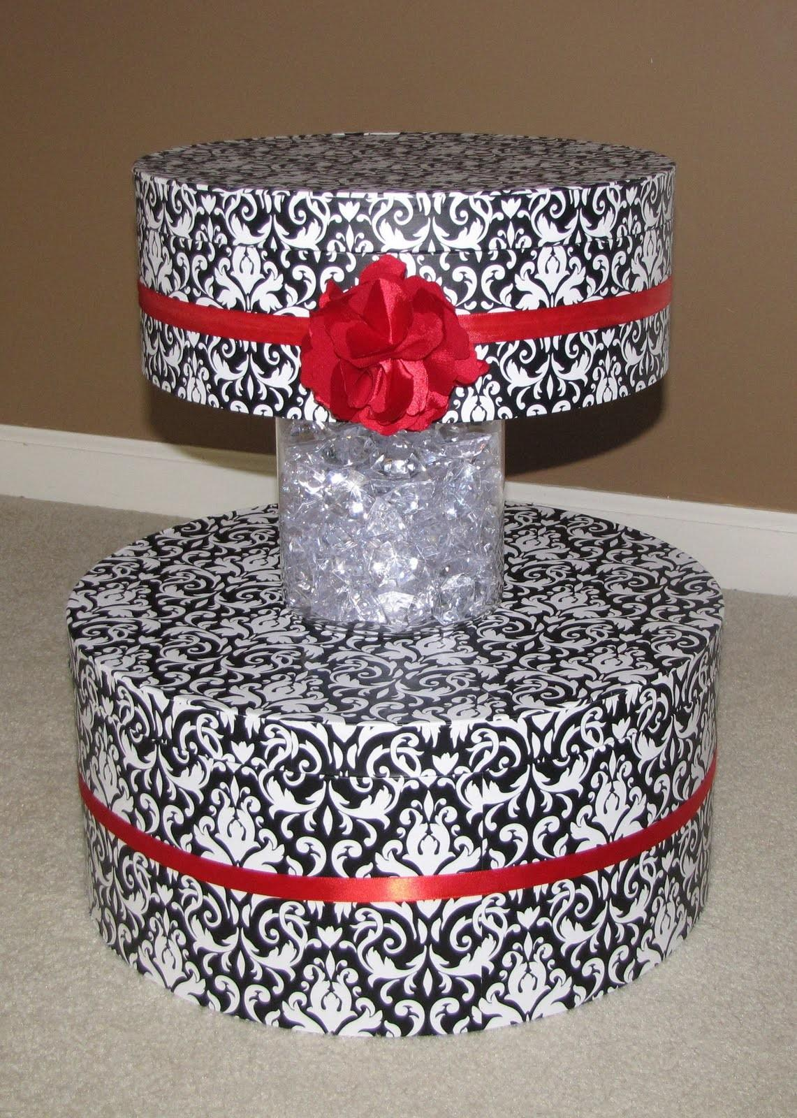 Diy Cupcake Stand Done Boxes Parties