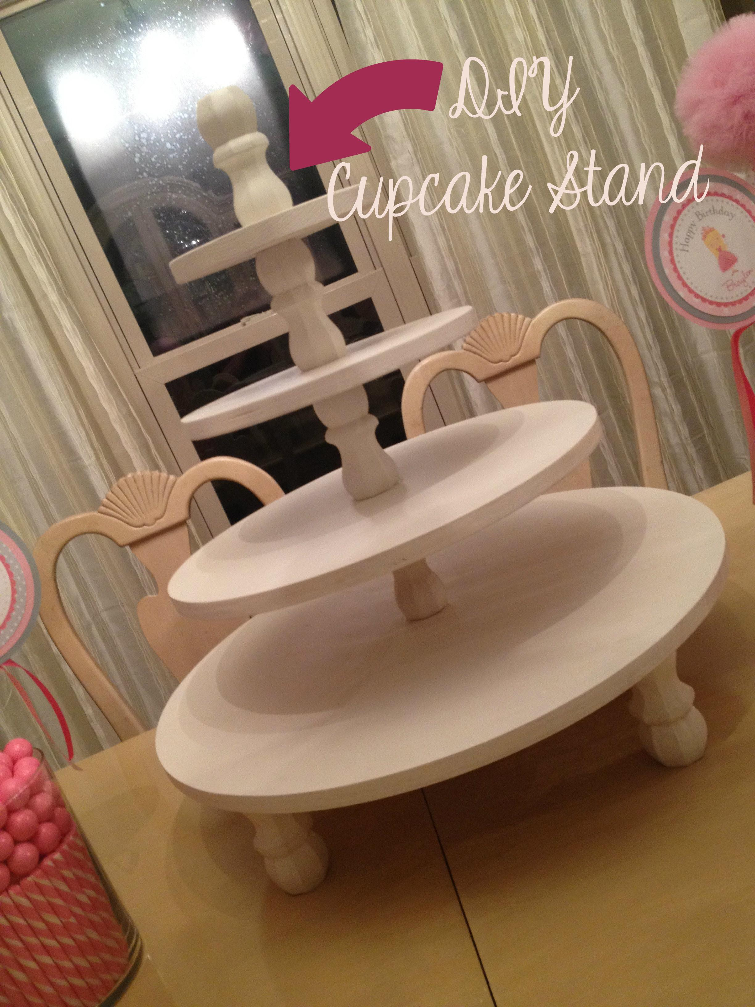 Diy Cupcake Stands Instructions Guide Patterns