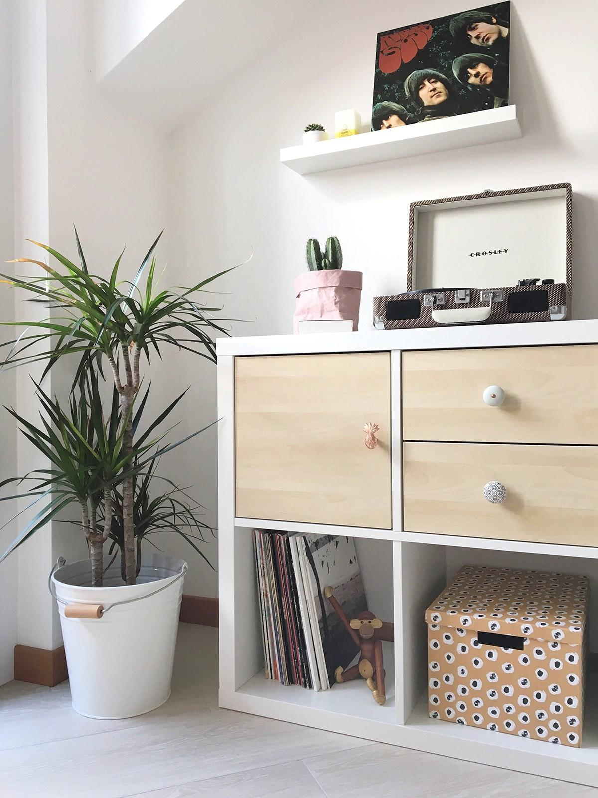 Diy Customized Kallax Shelving Unit