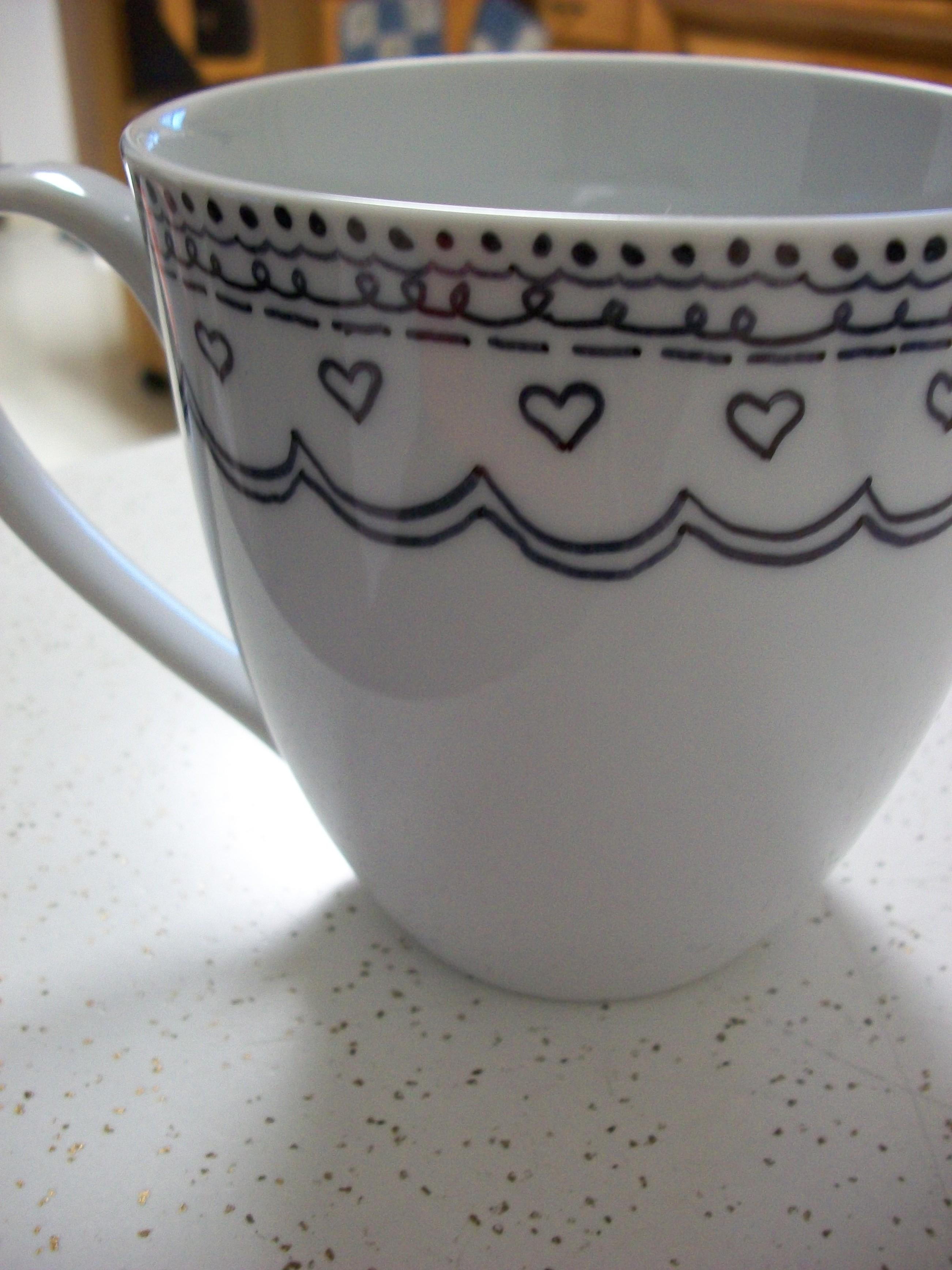 Gorgeous Diy Dipped Mugs And Cups That Are Simply Flawless In 2021 Inspire Design Ideas Decoratorist