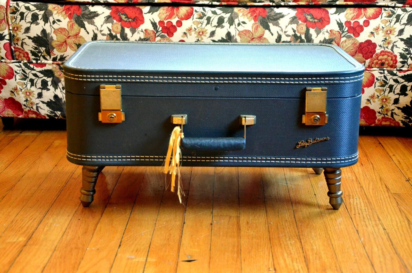 Diy Decor Ingenious Ways Upcycle Old Suitcases Style