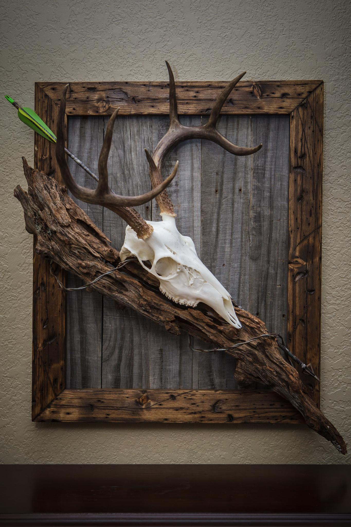 Diy Decoration Ideas Using Antler Choice Endless