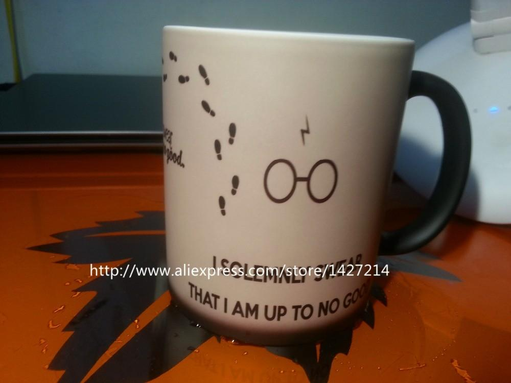 Diy Design Harry Potter Quote Morphing Cool Coffee