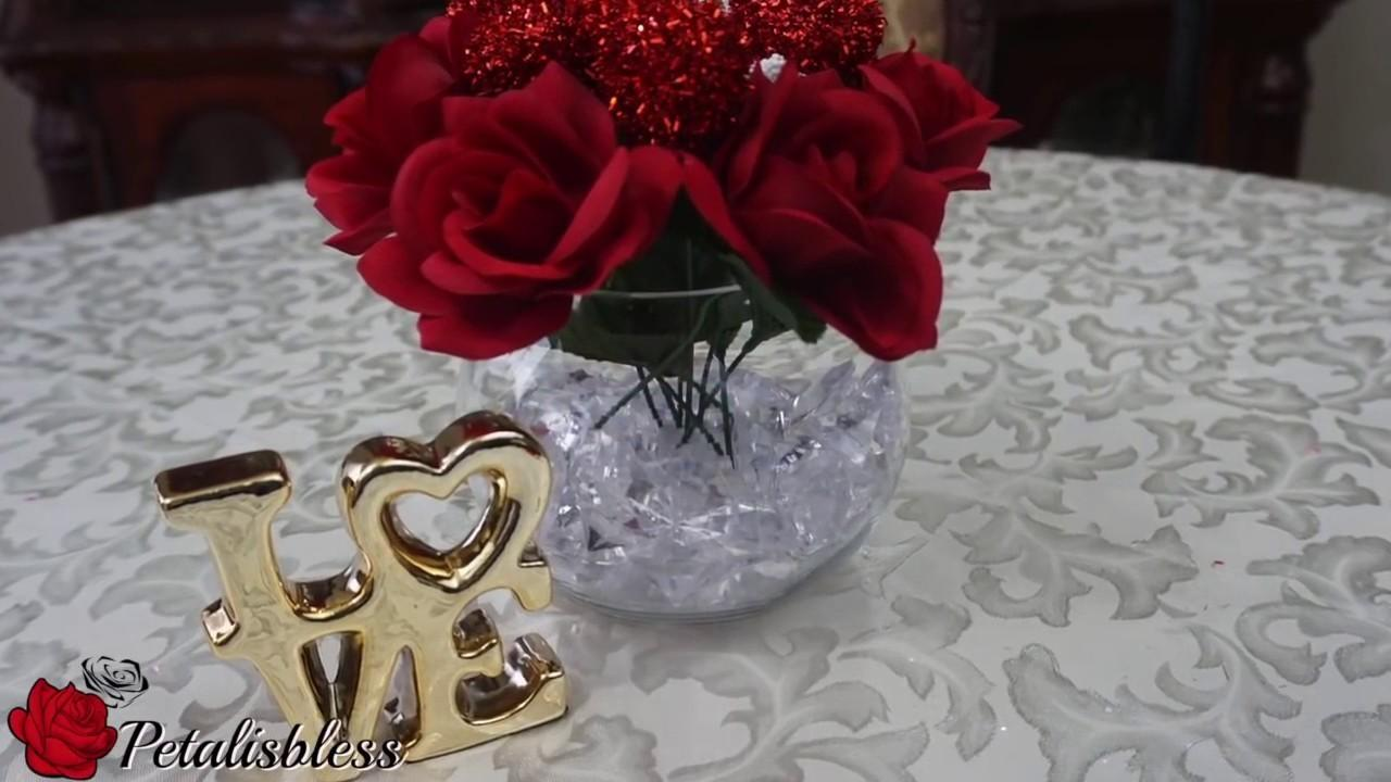 Diy Dollar Tree Valentines Decor 2017 Crafts