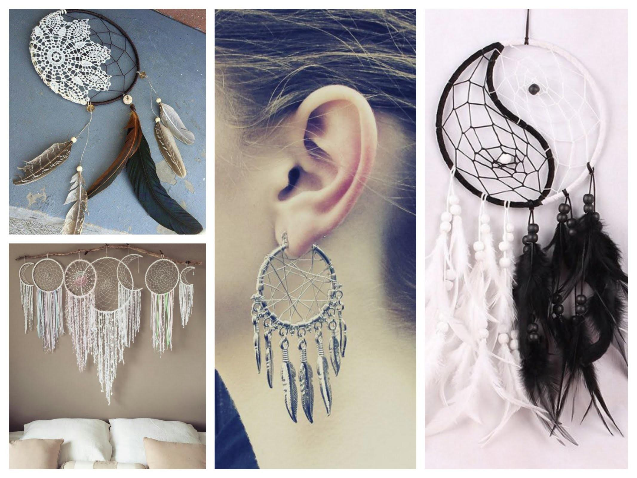 Diy Dream Catcher Ideas Room Decor Inspiration