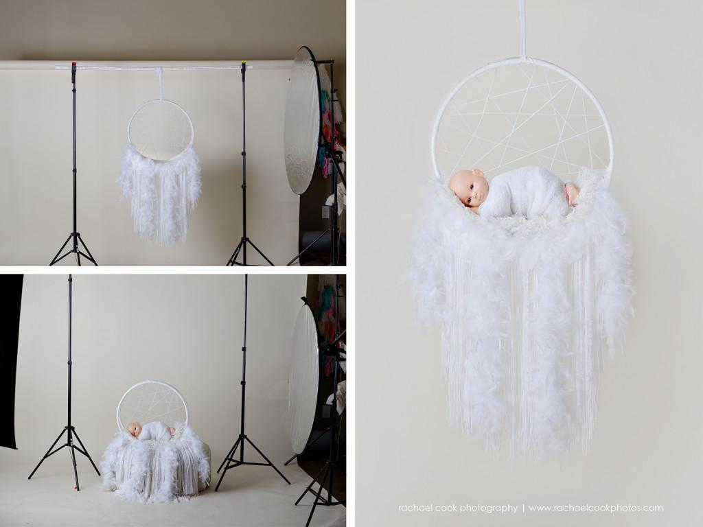 Diy Dream Catcher Newborn Prop