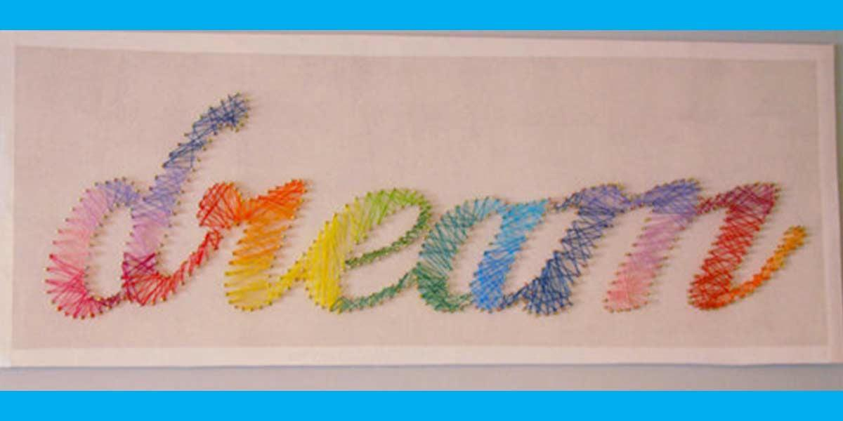 Diy Dream String Art Projects Teens