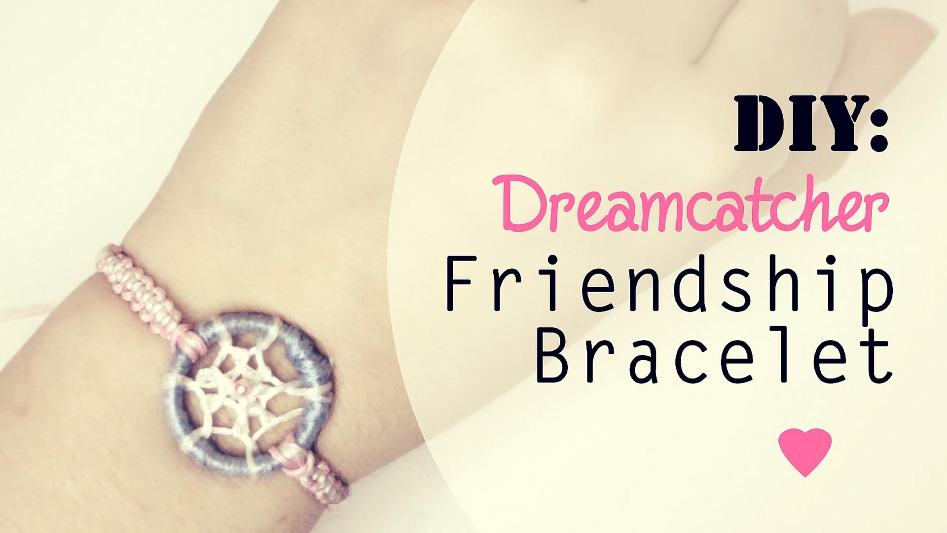 Diy Dreamcatcher Friendship Bracelet