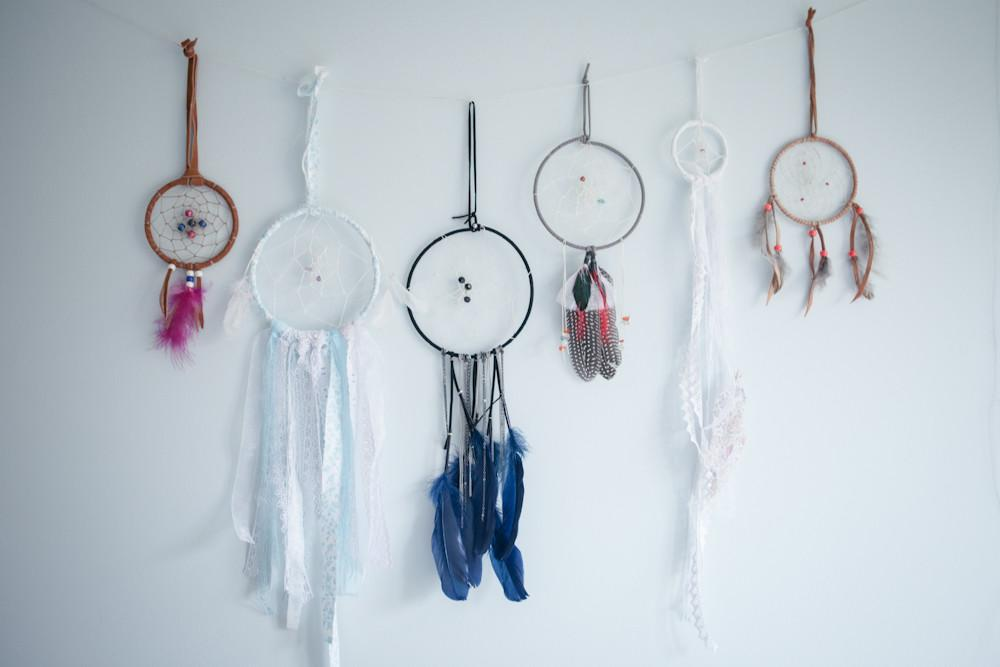 Diy Dreamcatcher Ways Boat People Vintage Style