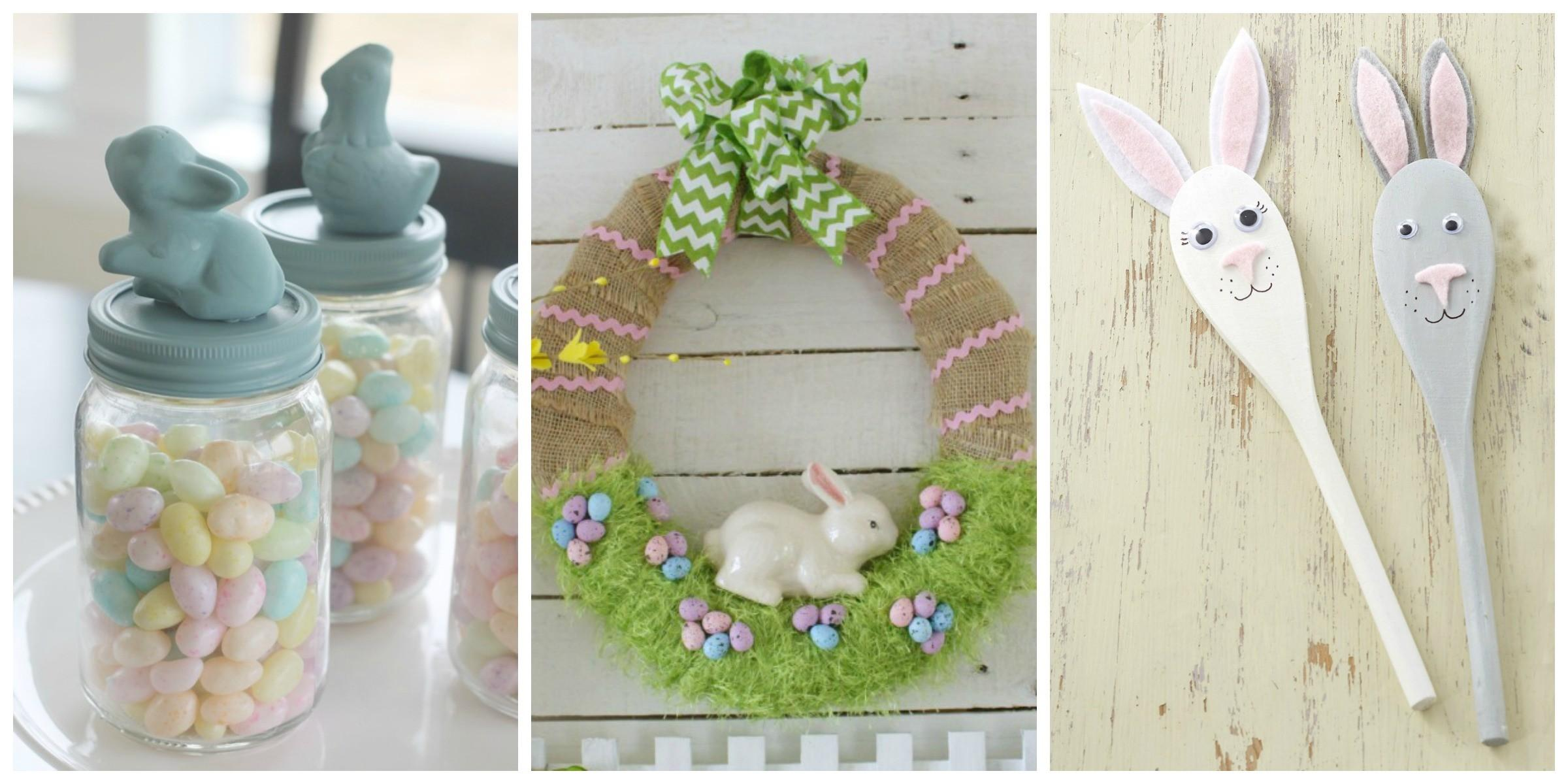Diy Easter Decorations Homemade