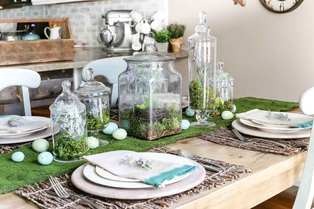 Diy Easter Table Decorations Fill Your Home
