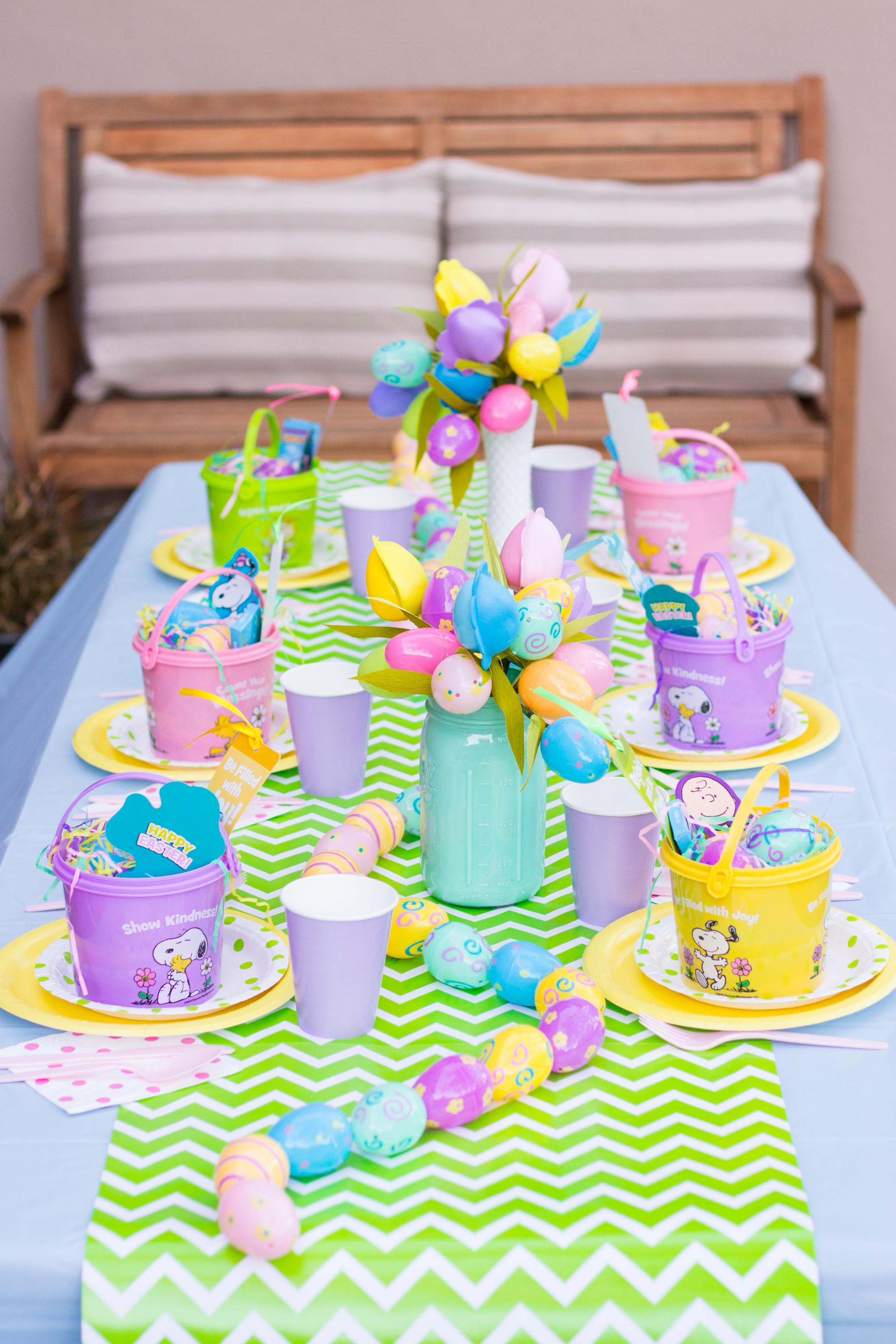 Diy Easter Table Settings Try Home