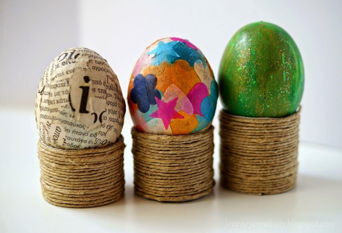 Diy Egg Holders Easter Every Other Occasion