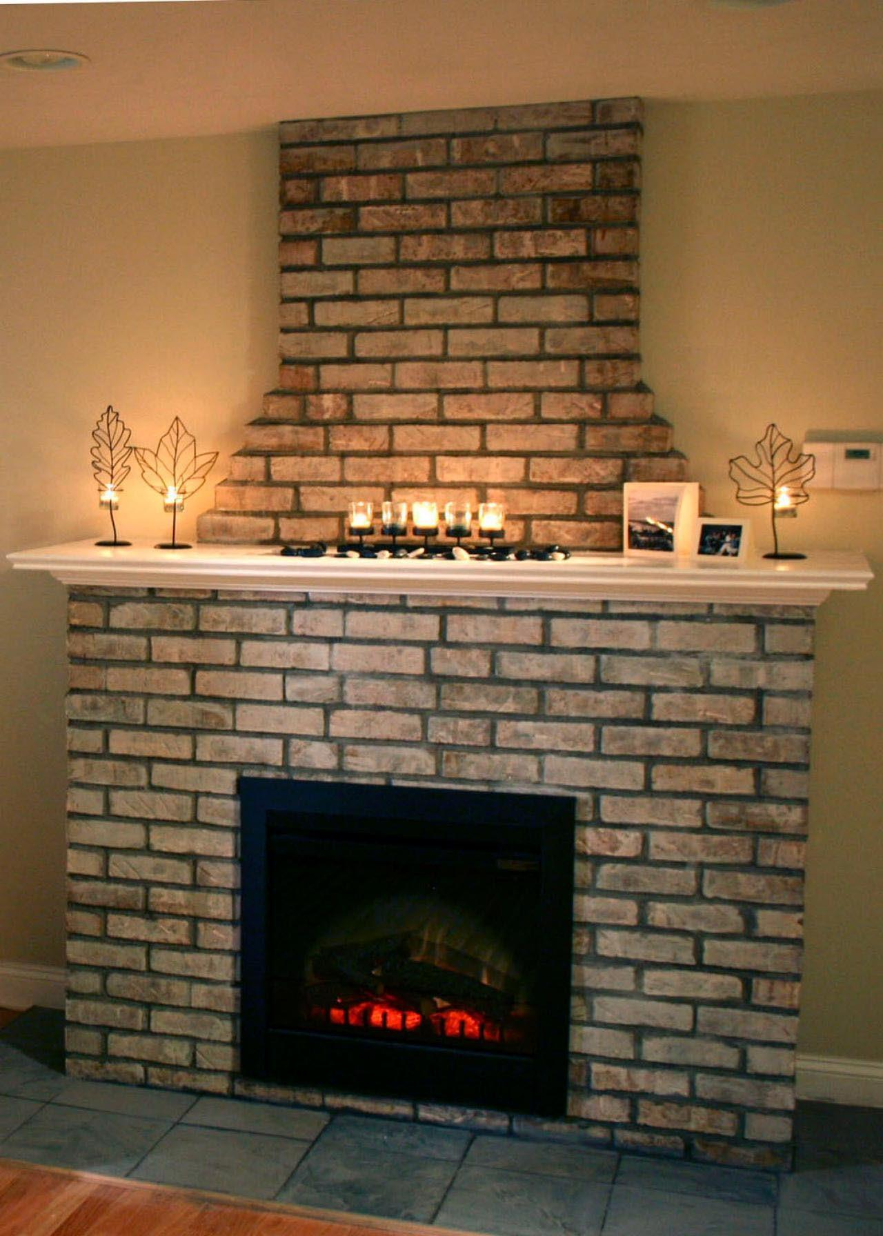 Diy Electric Fireplace Surround Designs