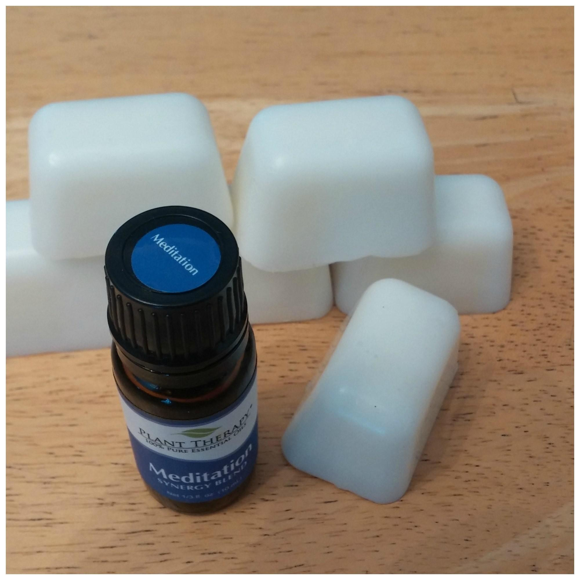 Diy Essential Oil Lotion Bars Organic Palace Queen