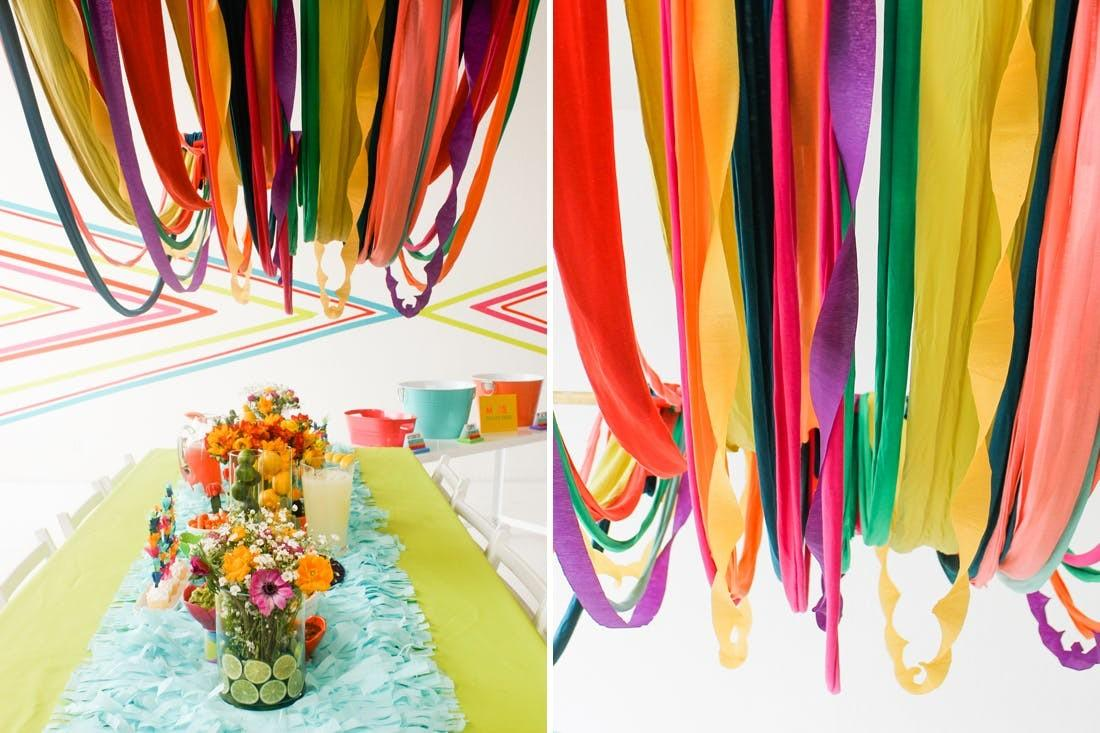 Diy Fabric Chandelier Made Almost Literally Raise