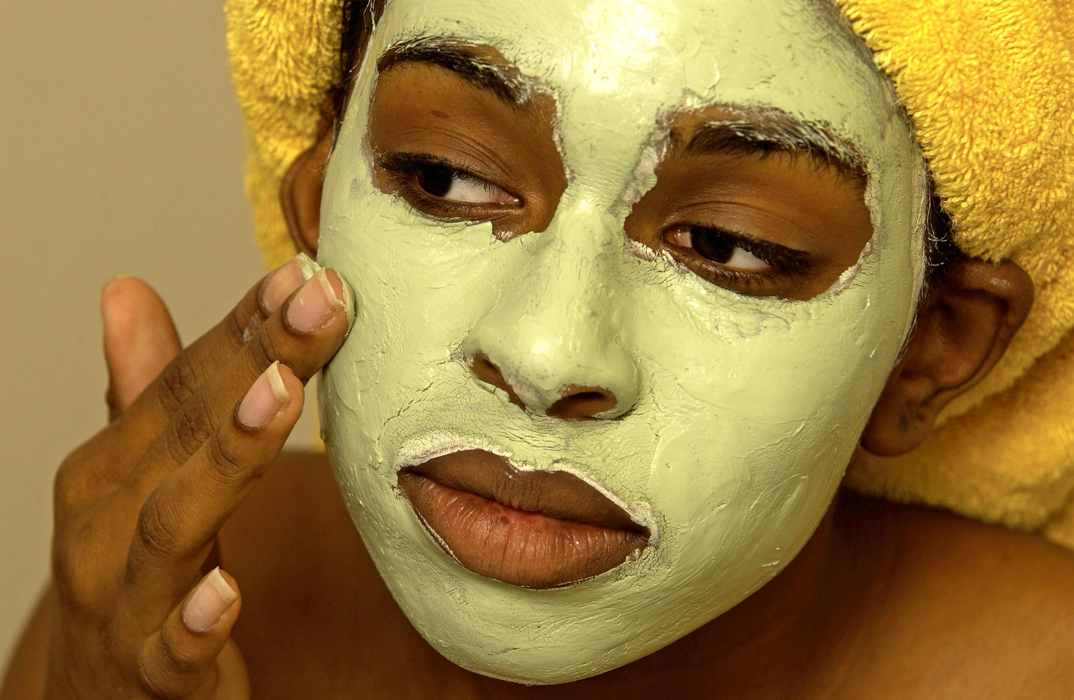 Diy Face Masks Combat Dry Skin Winter Bona