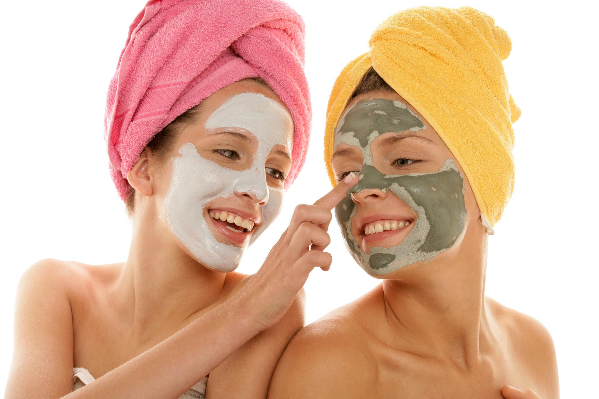 Diy Face Masks Using Kitchen Ingredients