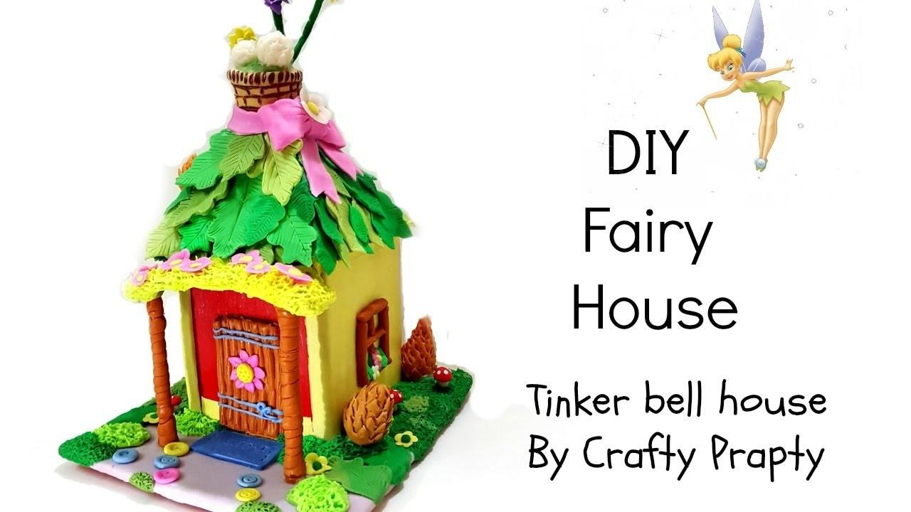 Diy Fairy House Garden Tinkerbell