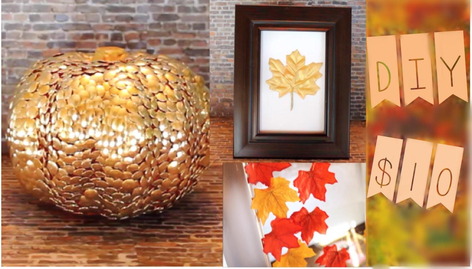 Diy Fall Decor Tips Have More Your Life