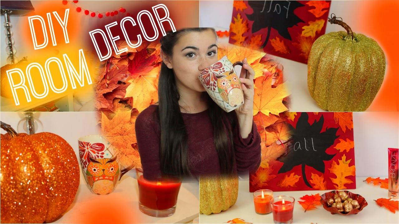 Diy Fall Room Decorations Spice Your