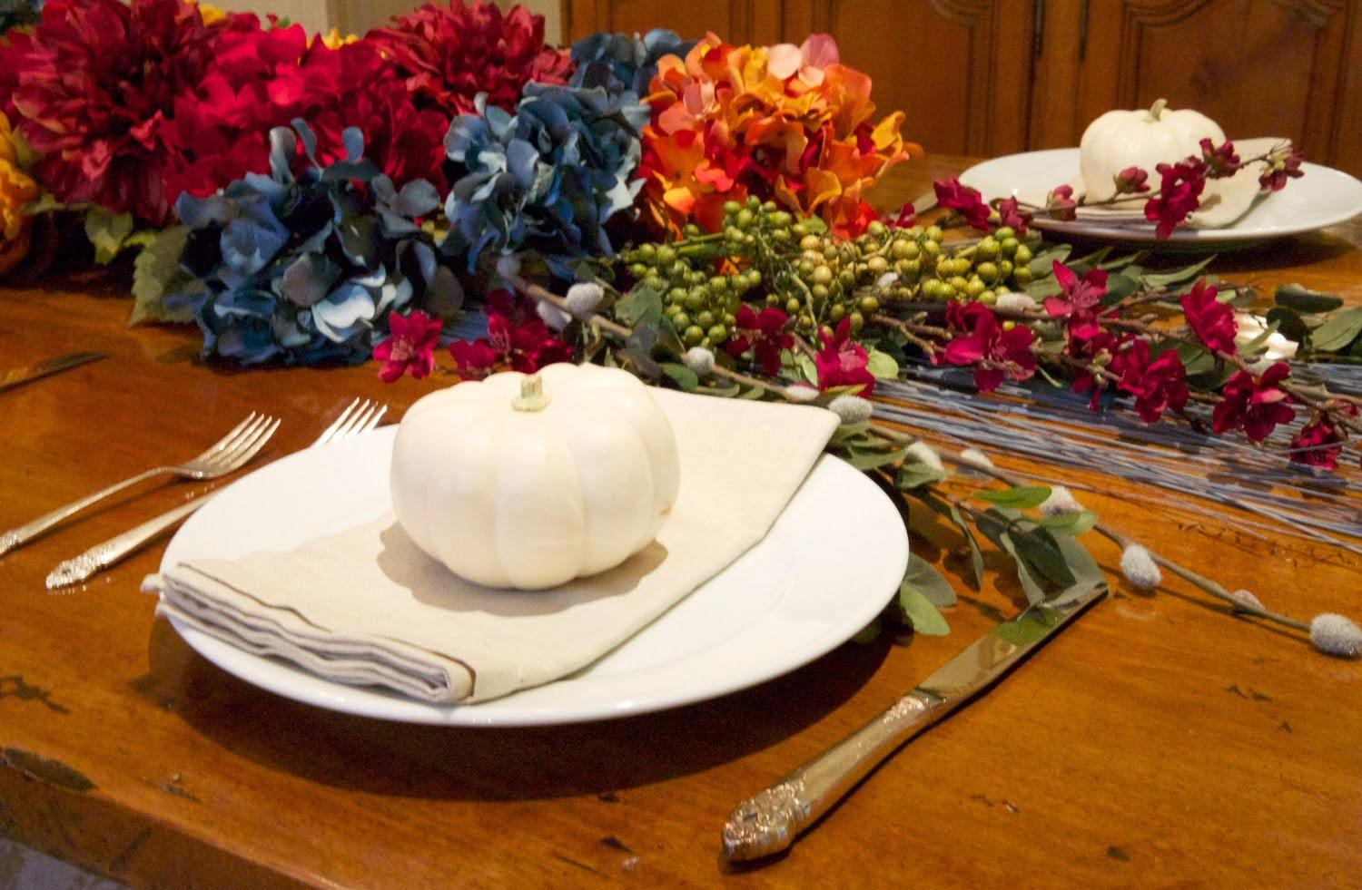 Diy Fall Tablescape Inspired Anthropologie