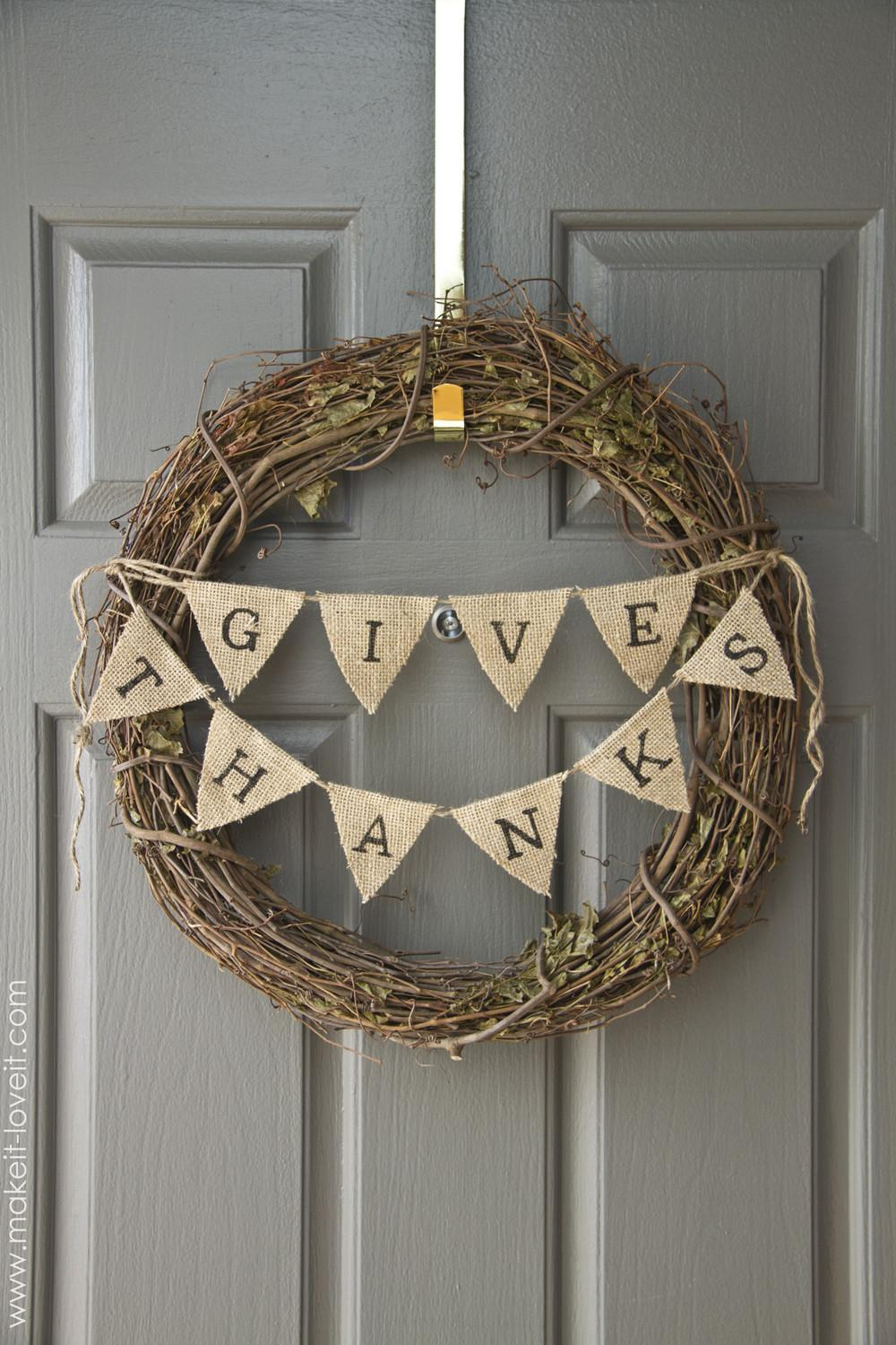 Diy Fall Wreaths Your Front Door Dailyscene