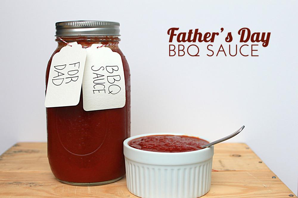 Diy Father Day Bbq Sauce Happy Friday Love