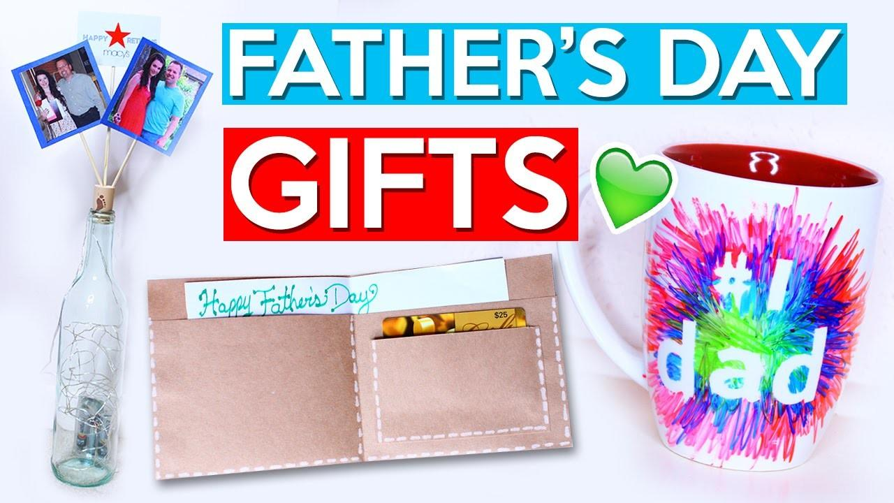 Diy Father Day Gift Ideas