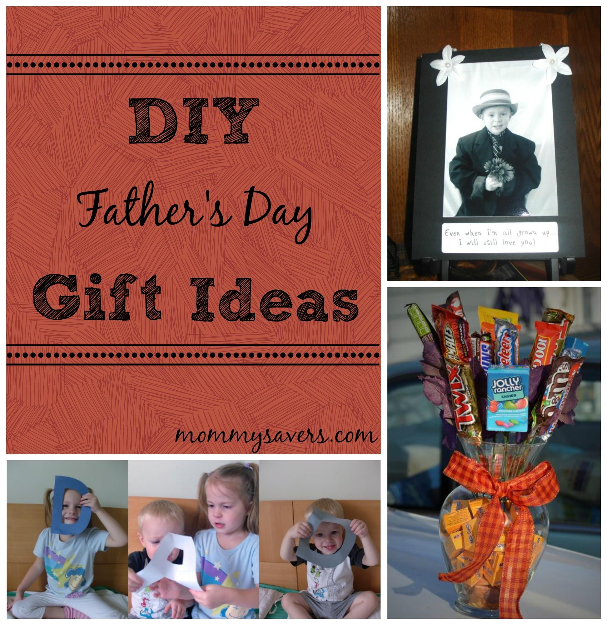 Diy Father Day Gift Ideas Mommysavers