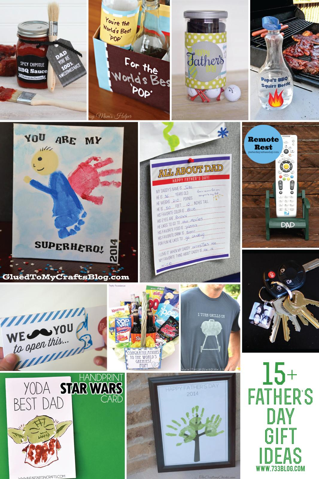 Diy Father Day Gift Ideas Seven Thirty Three