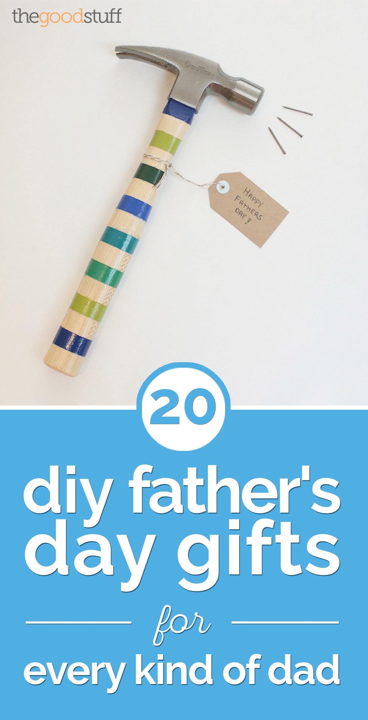 Diy Father Day Gifts Every Kind Dad Thegoodstuff