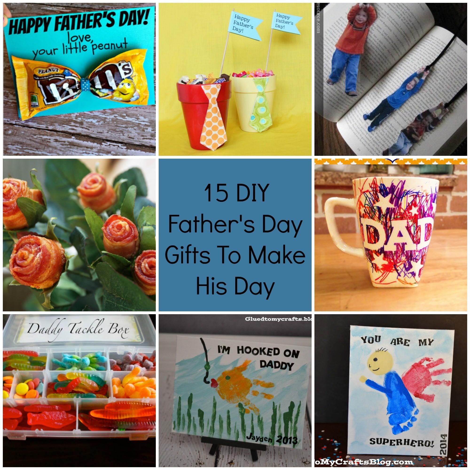 Diy Father Day Gifts Kids