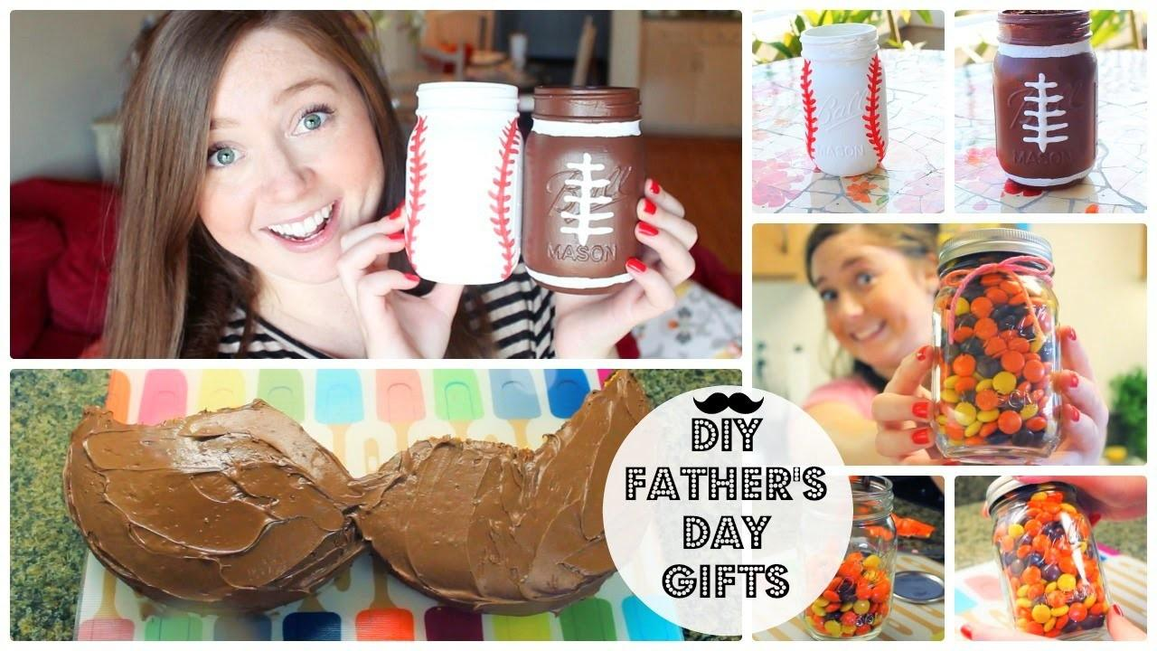 Diy Father Day Treats Gift Ideas