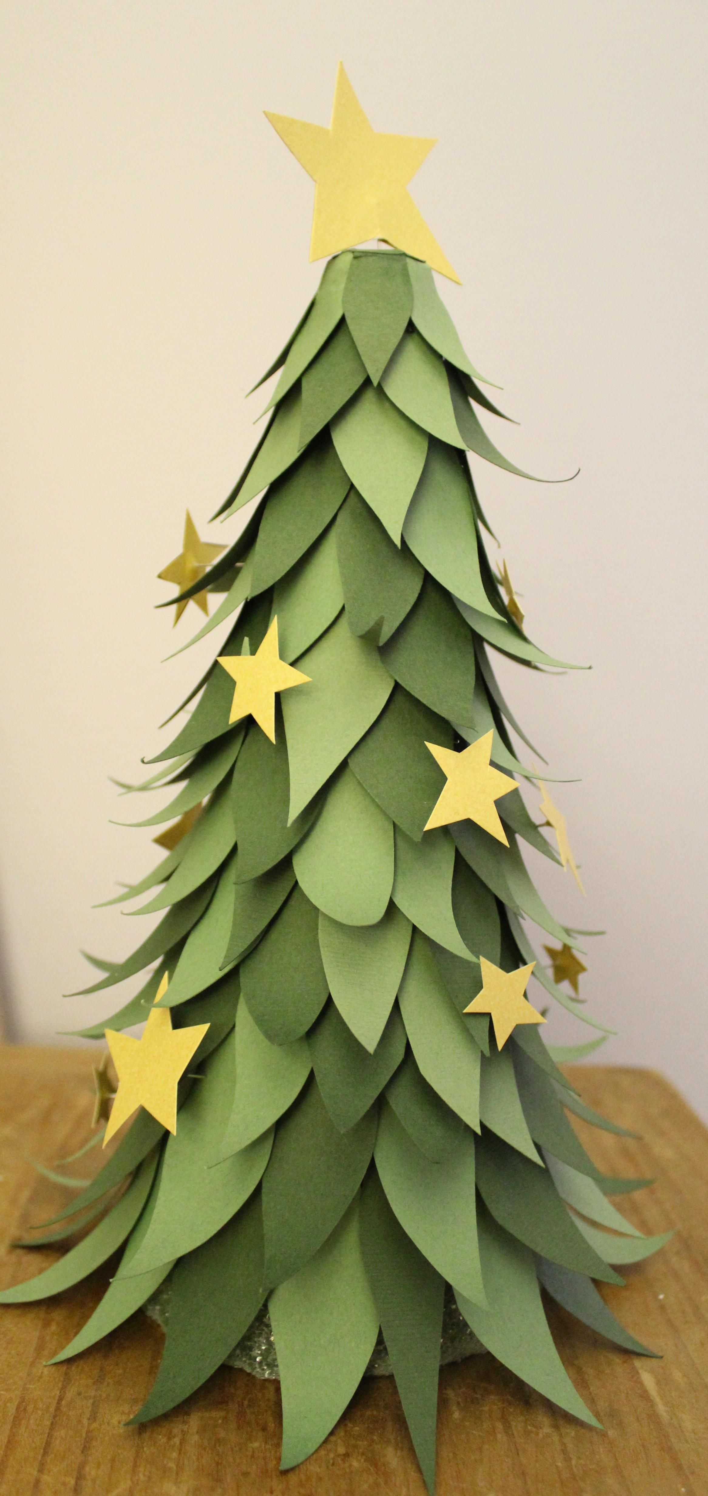 Diy Felt Christmas Trees Better Remade