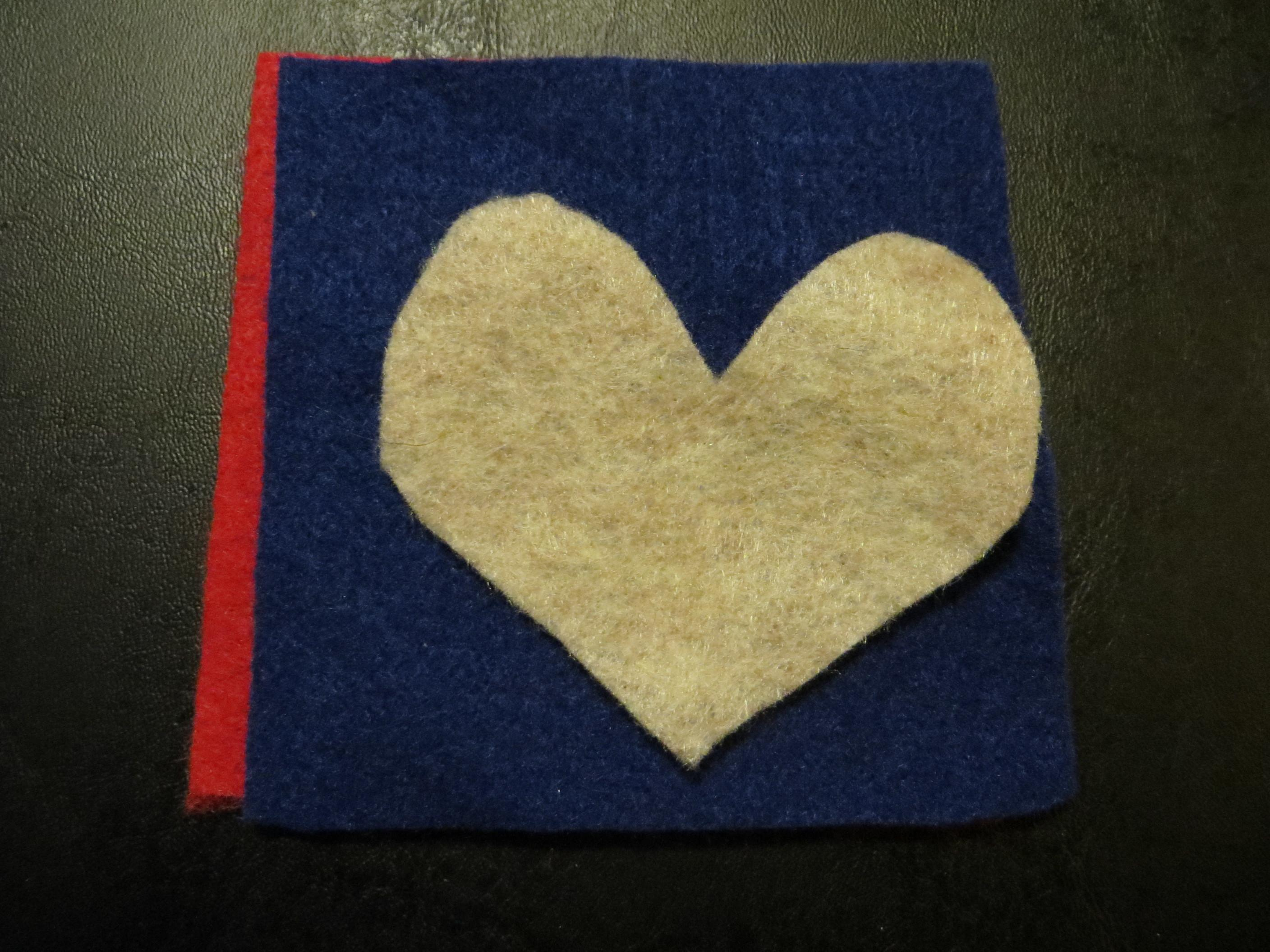 Diy Felt Square Coasters Portfolio Progress