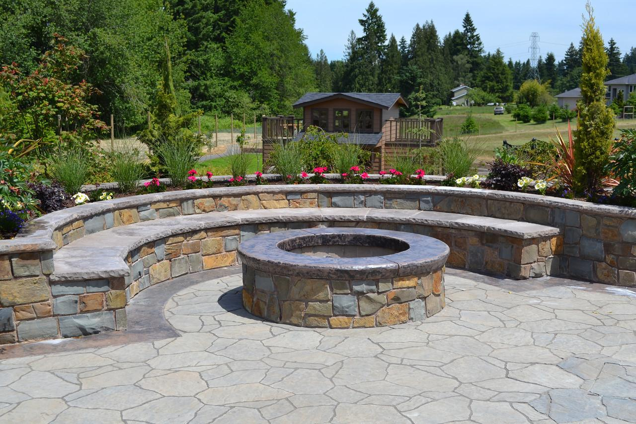 Diy Fire Pit Ideas Outdoor Home